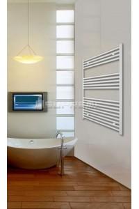 700x1000 mm Hvid Plan Håndklæderadiator