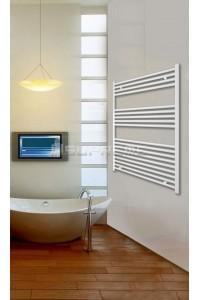 800x1000 mm Hvid Plan Håndklæderadiator
