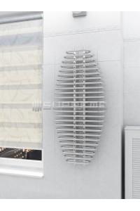 600 x 1300 mm Design Håndklæderadiator