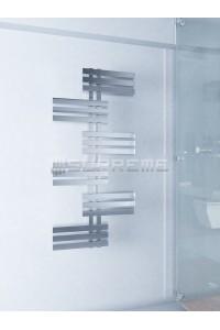 600 x 1300 mm Spejleffekt Design Håndklæderadiator