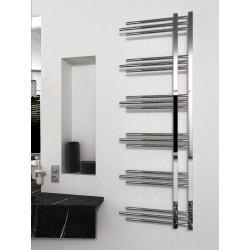 500 x 1500 mm Runde Rør Design Håndklæderadiator