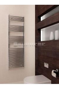 500 x 1600 mm Rør På Rør Design Håndklæderadiator