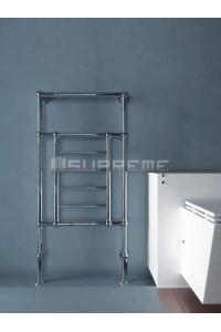 600 x 1200 mm Klassisk Krom Håndklæderadiator