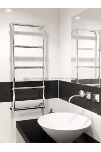 500 x 1200 mm Klassisk Krom Håndklæderadiator