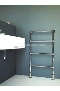 600 x 1100 mm Klassisk Krom Håndklæderadiator