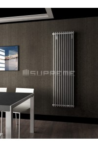 500 x 1700 mm Hvid Vertikal Design Radiator