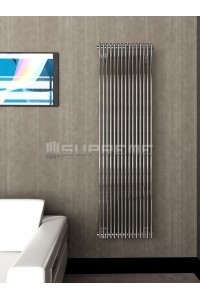 500 x 1700 mm Krom Vertikal Design Radiator