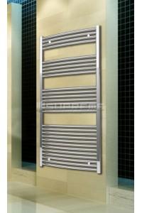 700x1500 mm Krom Oval Håndklæderadiator