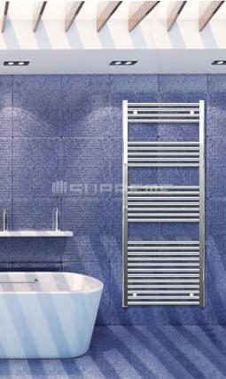 600x1500 mm Krom Plan Håndklæderadiator