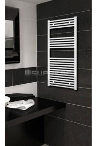500x1200 mm Hvid Plan Håndklæderadiator