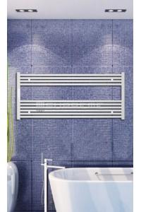 1200x600 mm Hvid Plan Håndklæderadiator