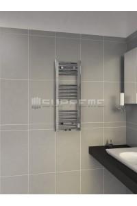300 x 800 mm Multi Tilslutning Kombi Krom Håndklæderadiator