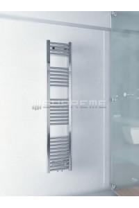 300 x 1500 mm Multi Tilslutning Kombi Krom Håndklæderadiator