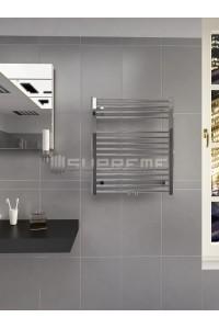 600 x 700 mm Multi Tilslutning Kombi Krom Håndklæderadiator