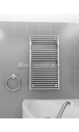 600 x 1100 mm Multi Tilslutning Kombi Krom Håndklæderadiator