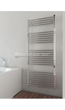 600 x 1400 mm Multi Tilslutning Kombi Krom Håndklæderadiator