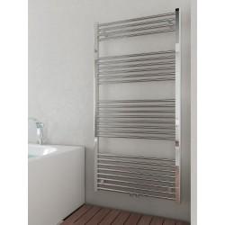 700 x 1400 mm Multi Tilslutning Kombi Krom Håndklæderadiator