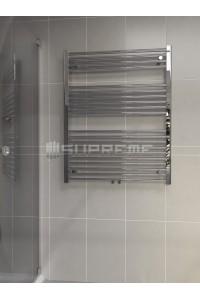800 x 1000 mm Multi Tilslutning Kombi Krom Håndklæderadiator