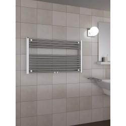 1000 x 600 mm Multi Tilslutning Kombi Krom Håndklæderadiator