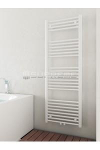 500 x 1400 mm Multi Tilslutning Kombi Hvid Håndklæderadiator