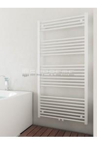 700 x 1400 mm Multi Tilslutning Kombi Hvid Håndklæderadiator