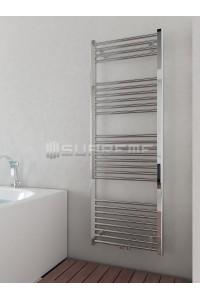 500 x 1400 mm Multi Tilslutning Kombi Krom Håndklæderadiator