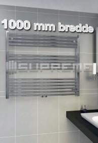 1000 mm Brede Håndklæderadiator & Håndklædetørrer