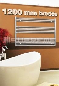 1200 mm Brede Håndklæderadiator & Håndklædetørrer