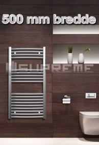500 mm Brede Håndklæderadiator & Håndklædetørrer