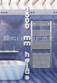 1500 mm Høj Håndklæderadiator & Håndklædetørrer