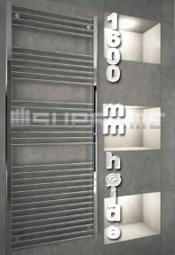 1600 mm Høj Håndklæderadiator & Håndklædetørrer