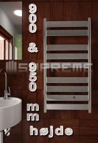 900 & 950 mm Høj Håndklæderadiator & Håndklædetørrer