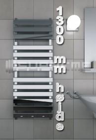 1300 mm Høj Håndklæderadiator & Håndklædetørrer