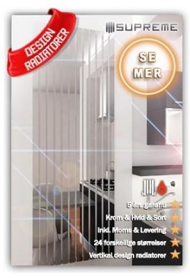 Bild af kategori Vertikale Designradiatorer